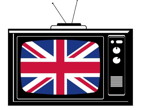 Guardare la TV inglese