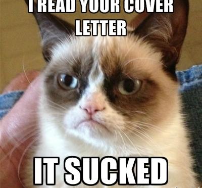 3 consigli per la vostra Cover Letter!