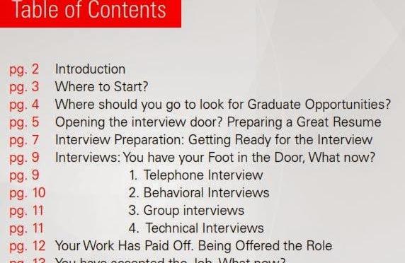 Guida per trovare lavoro di Oracle