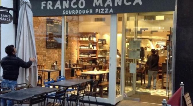 Franco Manca – Pizzeria a Londra
