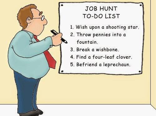 Siete pronti a cercare lavoro?