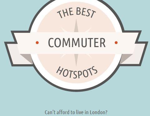 Pendolare a Londra: come scegliere la citta giusta